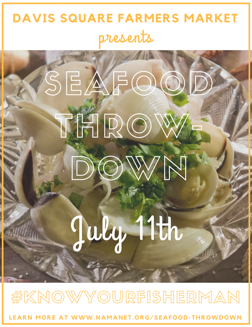 Davis Square Seafood Throwdown 2018