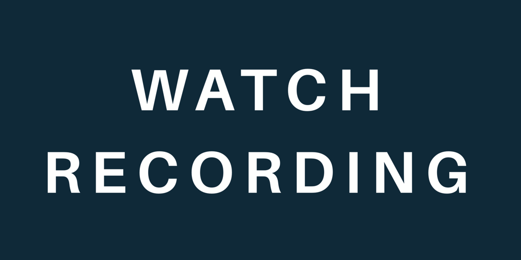 Watch Recording Button