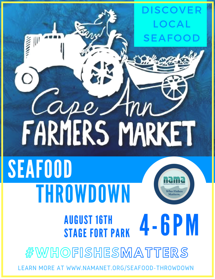 Cape Ann Seafood Throwdown 2018