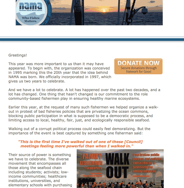 Year in Review Newsletter