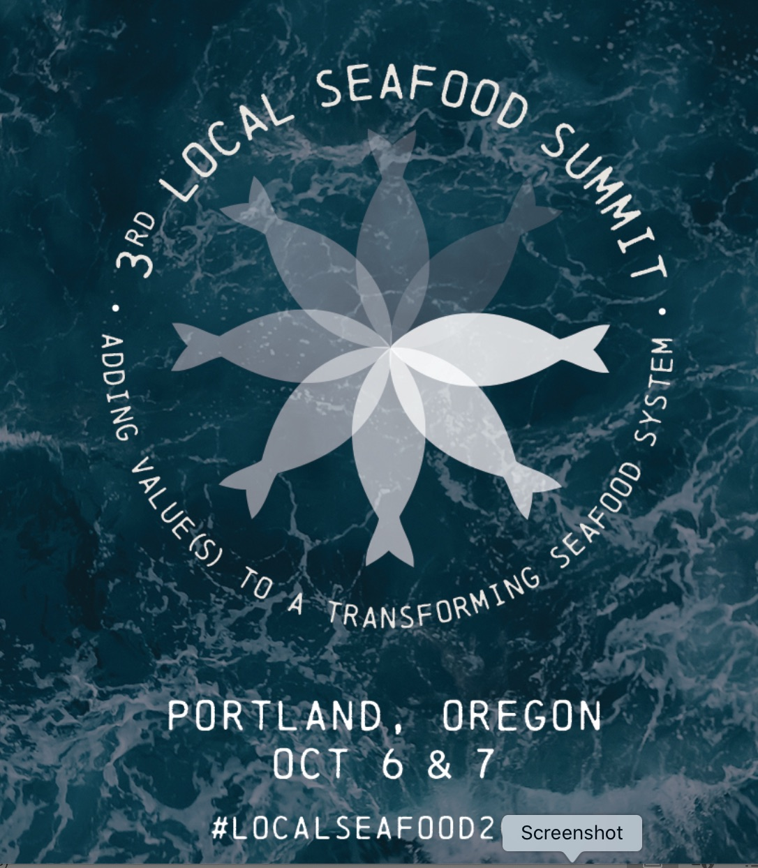 Local Seafood Summit 2019