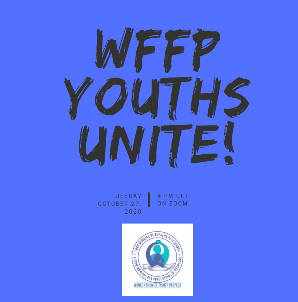 WFFP Youth Assembly: October 27 @ 11am ET