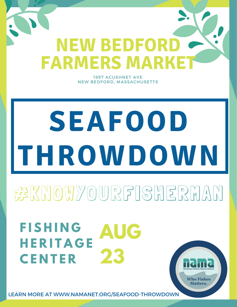 New Bedford Seafood Throwdown 2018