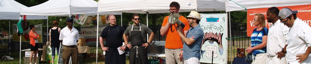 Providence, RI Seafood Throwdown 2015