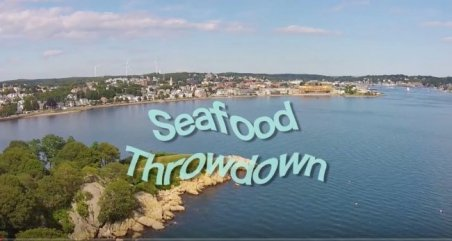 Seafood Throwdown Video from CAFM